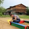 В микрорайоне старый Таёжный скоро появится новая детская площадка