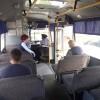 В Тынде водителей и пассажиров автобусов проверяют на соблюдение масочного режима