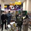 На территории города Тынды продолжаются проверки объектов общественного питания, продуктовых и промышленных магазинов
