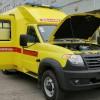 Парк «скорой помощи» Тындинской больницы пополнился новым реанимобилем