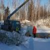 В столице БАМа идёт подготовка к строительству ледового городка