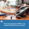 Колл-центр амурского ОПФР за год принял порядка 60 тысяч звонков