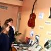 В городской библиотеке представлена выставка о жизни и творчестве Владимира Высоцкого