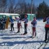 В честь Международного женского дня на горнолыжном спуске «Усть-Коралл» и на лыжной базе прошли соревнования
