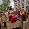 В приходы Благовещенской епархии прибыл гуманитарный груз, собранный неравнодушными жителями города Тынды