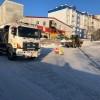 В Тынде продолжаются масштабные работы по очистке дорог от снега.