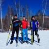 Лыжники из столицы БАМа приняли участие в очередном этапе Спартакиады городов Амурской области