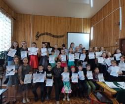 В Детской музыкальной школе подведены итоги городского конкурса эстрадных исполнителей