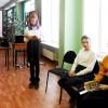 В преддверии Татьяниного дня в городской библиотеке состоялась творческая встреча
