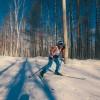 На лыжной базе состоялось «Закрытие зимнего спортивного сезона»