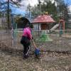 Экологический десант высадился в Городском парке культуры и отдыха
