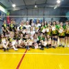 Волейболистки из Лицея № 8 завоевали титул чемпионов в Спартакиаде образовательных учреждений города Тынды
