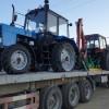 В преддверии Нового года МУП «Чистый город» получило подарок от Правительства Амурской области. В Тынду пришли две единицы новой дорожной техники