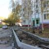На Красной Пресне, 66 стартовал ремонт придомовой территории