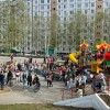 1 июня на центральной детской площадке состоялась игровая программа, посвящённая Дню защиты детей