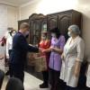 Тында присоединилась к Всероссийской акции «Подарки детям врачей»