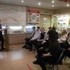 В Музее истории БАМа прошла встреча, посвящённая Дню работников гидрометеорологической службы России