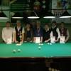 В Тынде прошёл турнир по русскому бильярду на Кубок Мэра