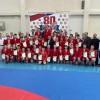 Тындинские самбисты занявшие первые места в соревнованиях, вошли в состав сборной Амурской области