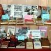 Приглашаем на выставку «В книжной памяти мгновения войны»!