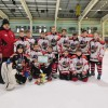 Юные хоккеисты из столицы БАМа стали призёрами турнира «Кубок Надежды»