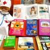 В преддверии Дня медицинского работника организована книжная онлайн выставка