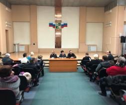 Состоялось первое заседание нового состава Общественной палаты города Тынды