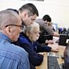 В Тынде состоялось открытие компьютерного класса для граждан пенсионного возраста