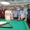 В Тынде прошёл турнир по русскому бильярду